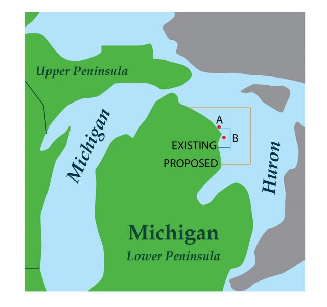 Thunder Bay Michigan Map.Maps Immersion Learning